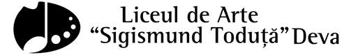 "Logo Liceul de Arte ""S. Toduta"" Deva"